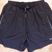 шорты спортивные NIKE, размер XL
