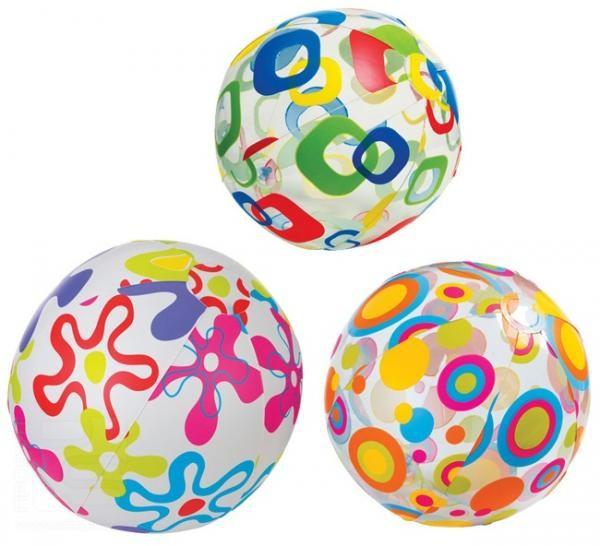 Надувной мяч Intex 59050NP фото №1