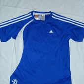 Adidas спортивная футболка на подростка 164 см,или мужской XS
