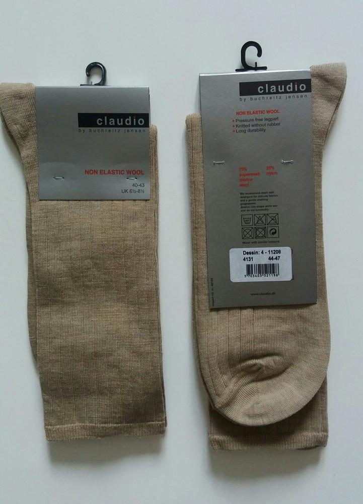 Качественные мужские носки Claudio, 40-47 фото №1