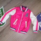 Куртка-бомбер H&M/ Р. 116