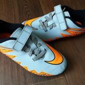 Бутсы на липучке Nike