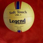 Новый волейбольный мяч Legend soft touch v58L-3