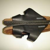 Шлепанцы Birkenstock, оригинал, р 44, сделаны в Германии, стелька полномерные
