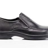 Туфли классические - натуральная кожа (015ч/1)