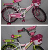 Кросер Райдер 14 16 18 20 Crosser Rider велосипед детский для девочки