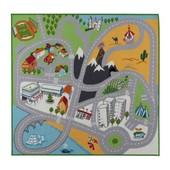 Фантастический ковер Lekplats от Икеа ikea. Детский мир. В наличии!
