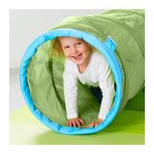 Веселый детский туннель Буса от Икеа Радужная расцветка ikea в наличии!