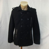 Мужская демисезонная куртка с налокотниками Piazza Italia Man. Разные цвета.