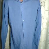 Стильная брендовая рубашка Next (Некст) м