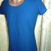 Фирменная стильная футболка бренд Basics (Бейсикс) л-хл Германия .