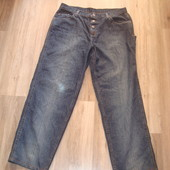 Мужские брендовые джинсы большого размера. Р. 16