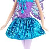 Барби фея Barbie Fairy Doll, Gem Fashion