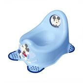 Детский горшок 'Mickey' Keeeper 1952 Польша голубой 12125103