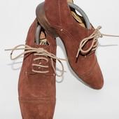 Туфли 41 р Coxx Италия кожа оригинал