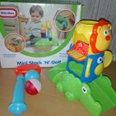 Детский гольф Little tikes в новом состоянии!