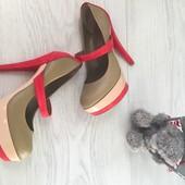 Шикарные туфли Jessica Simpson, 37-37,5