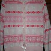 Пижама флисовая, девочке на 11-12 лет, рост до 152 см,Primark