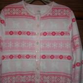 Пижама флисовая, на 11-12 лет, рост до 152 см,Primark