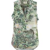 H&M Очень интересная блузочка р 12