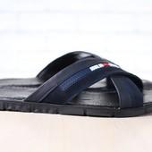 Шлепанцы кожаные Multi Shoes, р. 40,44, код nvk-2646