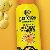 Аэрозоль от клещей и комаров для детей Gardex Baby, 100 мл