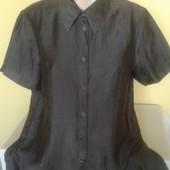Рубашка льняная размер 18