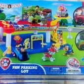 Двухуровневый паркинг-гараж 862 Щенячий патруль Paw Patrol