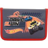 Пенал Kite Hot Wheels HW17-621-2