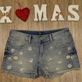 Крутые джиновые шорты F&F