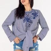 Рубашки с вышивкой
