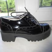 Кожаные туфли In Shoes 30 р.