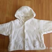 курточка для манюні до 12 міс.