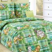 """Комплект постельного белья """"Затейники"""" . Бязь гост"""