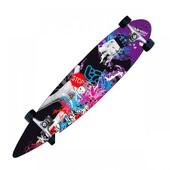Скейт Tempish legend Long board, темпиш, скейтборд, Лонгборд