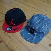 Кепки Huf и Air Jordan