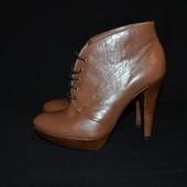 кожаные ботинки Geox, р. 37