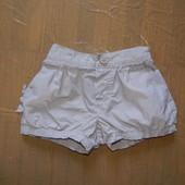 р. 92-98, крутые шорты хлопок 1989 place