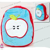 """Детский рюкзак """"Apple"""" MP 1243, на молнии, 25х20х7см"""