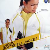Софтшелл куртка р.М ветровка Crivit софтшел softshell женская