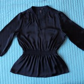 Блуза блузка шифон H&M можно беременной