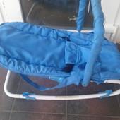 Кресло для кормления, переноска, шезлонг, качалка до 18 кг
