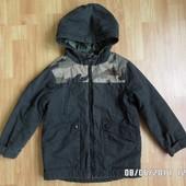 F&F демісезонна куртка 6-7 років.