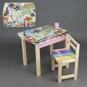 Детский Столик для рисования С 108