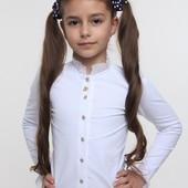 Школьная форма, Smil, Блуза школьная нарядная 114495