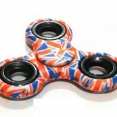 Спиннер для рук игрушка Антистресс Hand spinner керамический M22