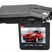 Видеорегистратор H 198 Full HD 1080р, авторегистратор H198 регистратор
