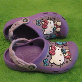 оригинал Crocs размер c 12-13