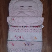 универсальный тканевый конверт чехол в коляску Mamas& Papas