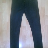 Фирменные джинсы скинни 32 р.